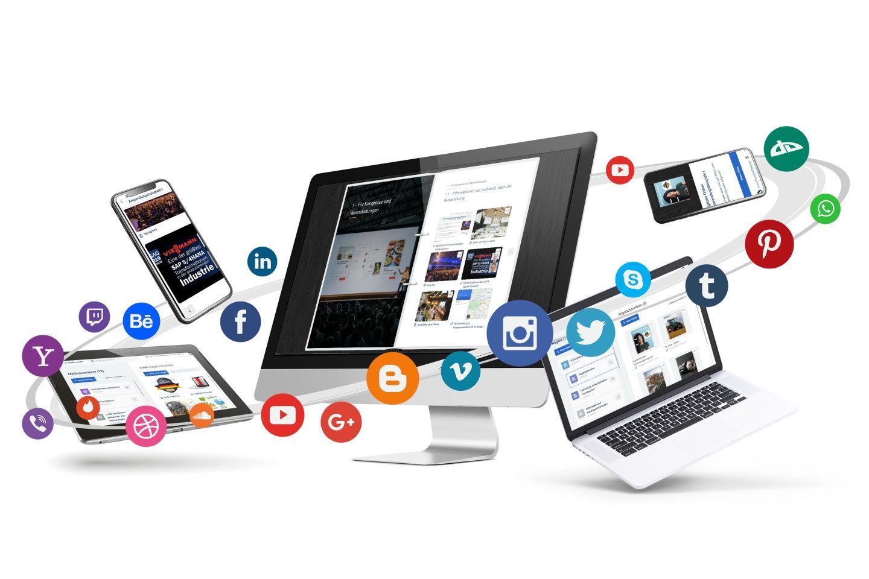 Deine neue Medienplattform - digital folder ®